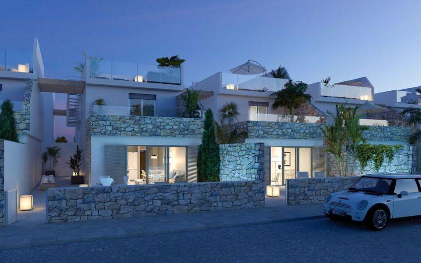 Villa Synergia à Los Narejos sur la Costa Blanca
