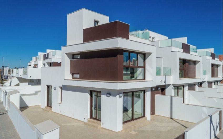 Villa Nova 2 à Torre de la Horadada sur la Costa Blanca