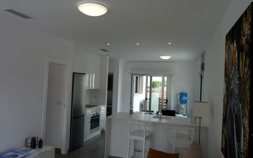 Appartement Rambla Beach rez-de-chaussee à Pilar de la Horadada – Costa Blanca